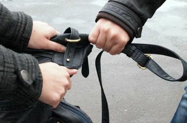Двое парней возле школы №1 ограбили девушку, вырвав из ее рук сумку | Корабелов.ИНФО