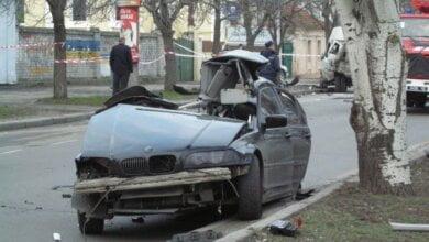 Четыре человека погибли в результате страшной аварии в центре Николаева   Корабелов.ИНФО image 1