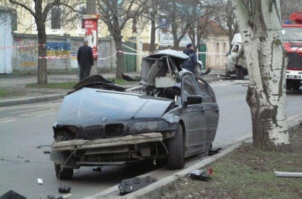 Четыре человека погибли в результате страшной аварии в центре Николаева | Корабелов.ИНФО image 1