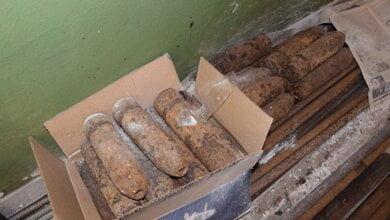 Photo of В гаражі у Корабельному районі чоловік намагався «болгаркою» розпиляти снаряди: йому відірвало руку і ногу