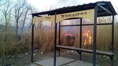 Протягом тижня ліквідовано 9 пожеж на відкритій території. Одна з них – у парку «Богоявленський» (ВІДЕО) | Корабелов.ИНФО