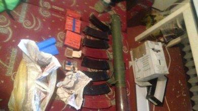 Гранатомет, взрывчатку и еще много чего  опасного  николаевец хранил у себя дома | Корабелов.ИНФО image 1