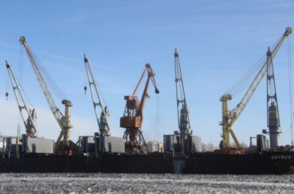 Морской терминал «Ника-Тера» продолжает развивать портовую инфраструктуру | Корабелов.ИНФО