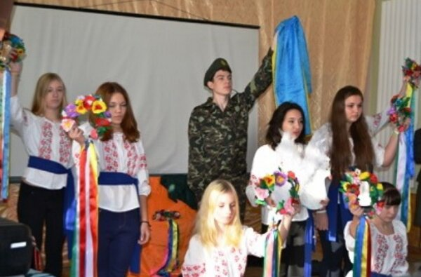 «Ніколи Україні не забути цих юних душ нескорений політ» | Корабелов.ИНФО