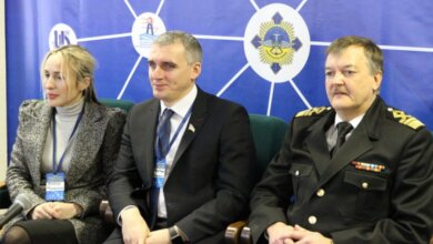 Photo of У СМП «Октябрьск» пройшов перший форум Молодіжної організації морських портів України