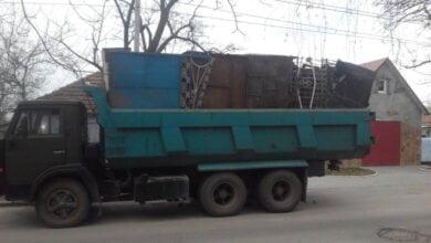 В Корабельном патрульные задержали КамАЗ за грязные номера, а обнаружили еще и металлолом без документов | Корабелов.ИНФО