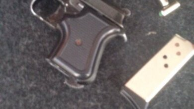 Полицейские Корабельного района расследуют, как рецидивист приобрел пистолет | Корабелов.ИНФО
