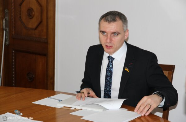 """""""Будем вносить изменения"""", - мэр Николаева наконец-то обратил внимание на коррупцию в деле вывоза трупов   Корабелов.ИНФО"""
