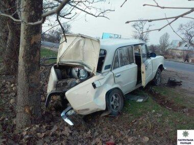 Уходя от погони на ворованном автомобиле, двое злоумышленников попали в ДТП в Корабельном районе
