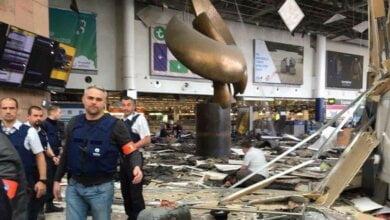 В результате взрыва в метро Мальбек в Брюсселе погибли по меньшей мере 10 человек   Корабелов.ИНФО
