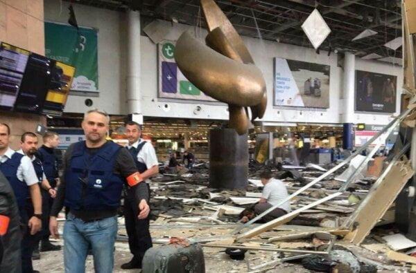 В результате взрыва в метро Мальбек в Брюсселе погибли по меньшей мере 10 человек | Корабелов.ИНФО