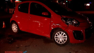 В ДТП в Корабельном районе пострадали дочки женщины-водителя, не уступившей дорогу другому автомобилю   Корабелов.ИНФО image 1