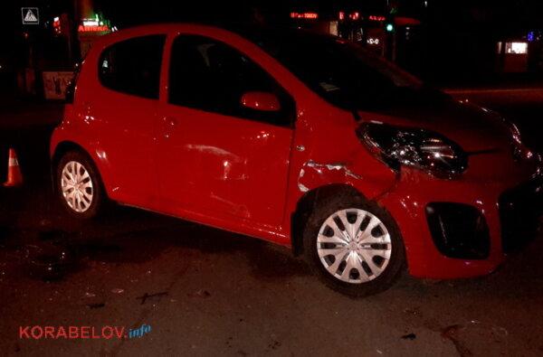 В ДТП в Корабельном районе пострадали дочки женщины-водителя, не уступившей дорогу другому автомобилю | Корабелов.ИНФО image 1