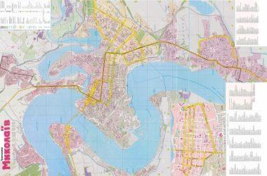 Ездить будем по-новому? В Николаеве хотят оптимизировать сеть городских маршрутов   Корабелов.ИНФО
