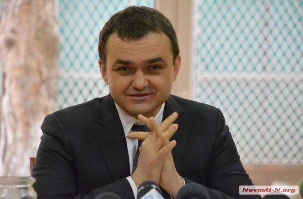Губернатор Мериков «открестился» от Яценюка и признался, что поддерживает пропрезидентскую «Солидарность» | Корабелов.ИНФО