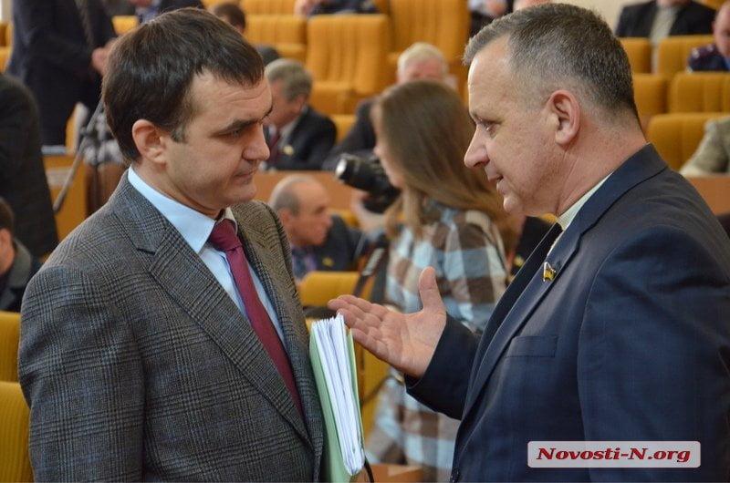 Вадим Мериков и Анатолий Петров