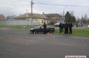 В Николаеве полицейский ВАЗ врезался в «Шевроле» | Корабелов.ИНФО image 3