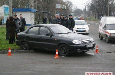 В Николаеве полицейский ВАЗ врезался в «Шевроле» | Корабелов.ИНФО image 4