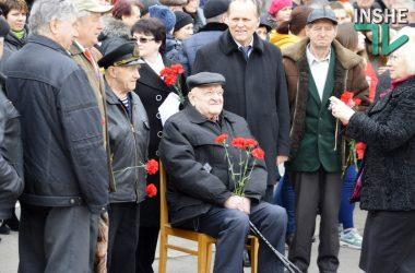Слезы гордости, крики, потасовки и уроки истории – как в Николаеве отметили 72-ю годовщину освобождения (Видео) | Корабелов.ИНФО image 13