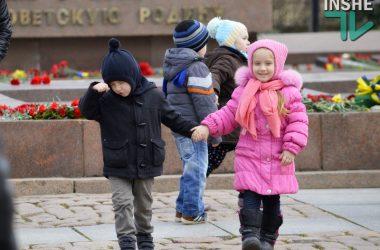 Слезы гордости, крики, потасовки и уроки истории – как в Николаеве отметили 72-ю годовщину освобождения (Видео) | Корабелов.ИНФО image 3