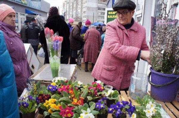 «Дарите женщинам цветы»: во сколько обойдется праздничный букет николаевцам | Корабелов.ИНФО