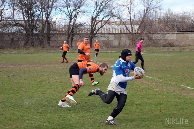 Photo of Николаевский «Корабел» достойно дебютировал на Чемпионате Украины по регбилигу, выиграв у Донецкого «Азовца»