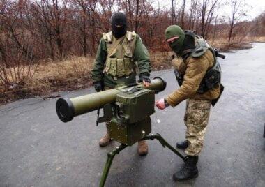 Наші десантники отримують протитанкові ракети і комплекси, здатні вражати вертольоти