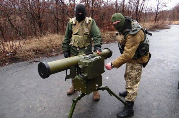 Наші десантники отримують протитанкові ракети і комплекси, здатні вражати вертольоти | Корабелов.ИНФО