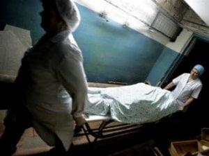 Больной решил повеситься прямо в палате Жовтневой ЦРБ. Но основная причина смерти - не удушение | Корабелов.ИНФО