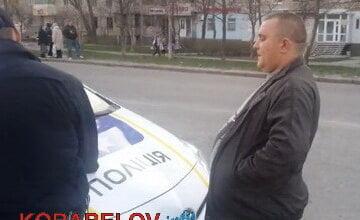 В Корабельном районе патрульные задержали пьяного мопедиста (Видео)   Корабелов.ИНФО image 4