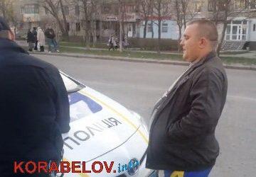 В Корабельном районе патрульные задержали пьяного мопедиста (Видео) | Корабелов.ИНФО image 4