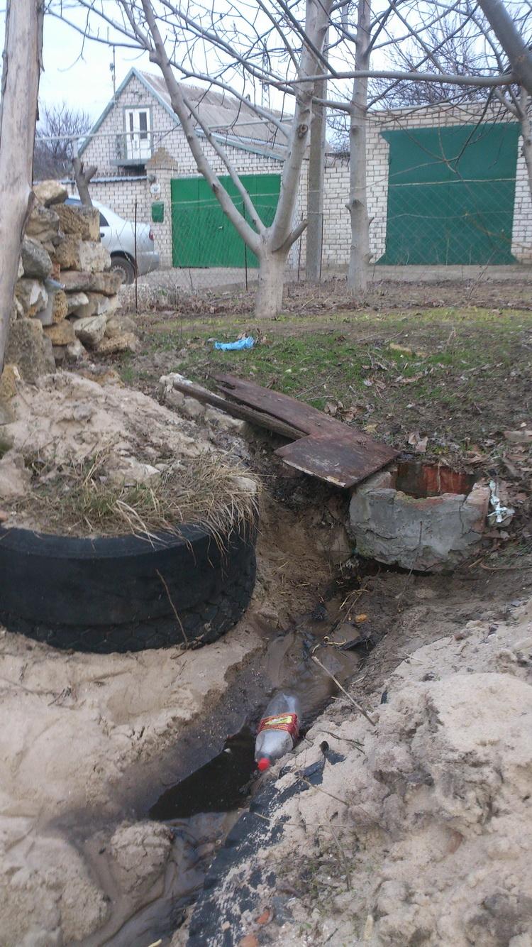 """""""А вдруг экологи проснутся"""", - житель Корабельного района устал в одиночку бороться со сливом канализации в реку   Корабелов.ИНФО image 9"""