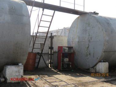 Во время обысков в Корабельном районе только с двух АЗС изъяли 8,5 тонн незаконно реализуемых нефтепродуктов (видео)   Корабелов.ИНФО image 8