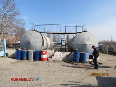 Во время обысков в Корабельном районе только с двух АЗС изъяли 8,5 тонн незаконно реализуемых нефтепродуктов (видео)   Корабелов.ИНФО image 6