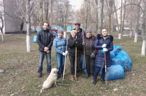 Жители Корабельного района приняли участие в городской эко-тусовке | Корабелов.ИНФО image 5