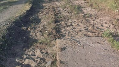 Неизвестные украли с дороги 290 железобетонных плит. Сумма ущерба, по мнению полиции, - около 32 тыс. грн | Корабелов.ИНФО image 1