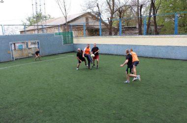 Миколаївські патрульні з третього батальйону провели футбольні змагання,  команда Корабельного була за крок до перемоги   Корабелов.ИНФО image 2