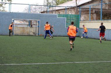 Миколаївські патрульні з третього батальйону провели футбольні змагання,  команда Корабельного була за крок до перемоги   Корабелов.ИНФО image 4