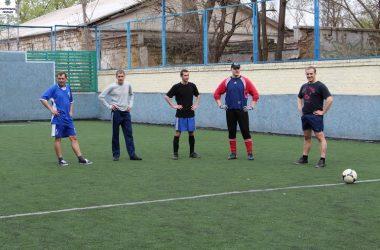 Миколаївські патрульні з третього батальйону провели футбольні змагання,  команда Корабельного була за крок до перемоги   Корабелов.ИНФО image 5