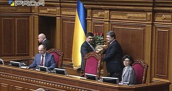 Рада уволила Яценюка и назначила премьер-министром Гройсмана | Корабелов.ИНФО