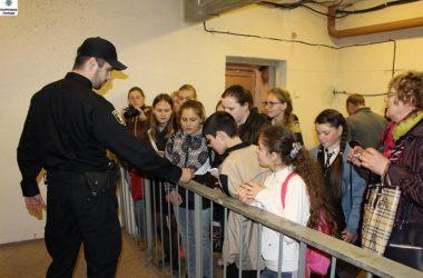 В Управлении патрульной полиции Николаева нашли индивидуальные слова для юных журналистов из Корабельного района | Корабелов.ИНФО image 3