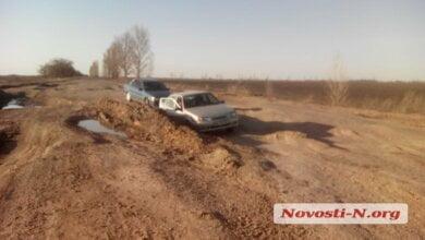 Николаевская область - в числе «лидеров» по разбитым дорогам   Корабелов.ИНФО
