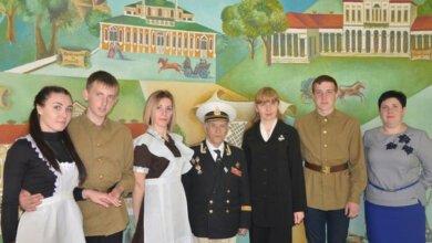 Ученики школы №49 из Корабельного района пообщались с участниками обороны блокадного Ленинграда   Корабелов.ИНФО image 1