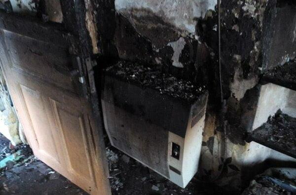 На ул. Жукова в Корабельном районе горела летняя кухня: для тушения привлекалось 8 человек личного состава и 2 единицы техники   Корабелов.ИНФО image 1