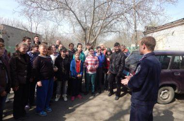 Правоохоронці Корабельного району відвезли школярів до кінологічного центру | Корабелов.ИНФО image 2