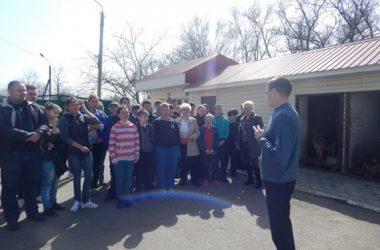Правоохоронці Корабельного району відвезли школярів до кінологічного центру | Корабелов.ИНФО image 3