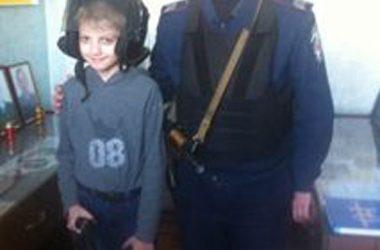 Школярі побували в Корабельному відділі поліції | Корабелов.ИНФО image 5
