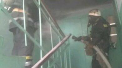 У Корабельному районі горів гуртожиток: 45 мешканців було евакуйовано   Корабелов.ИНФО image 1