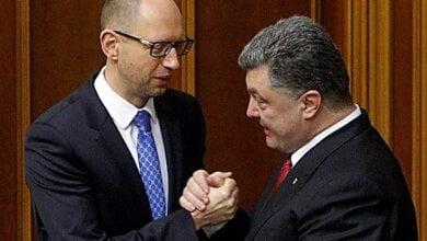Рейтинг Порошенко, Яценюка и Верховной Рады упал до двухлетнего минимума | Корабелов.ИНФО