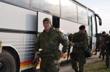 Николаевский спецназ провел ротацию бойцов в зоне АТО (Видео)   Корабелов.ИНФО image 1